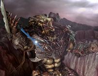 Predator CG - 3D Fan Art Challenge