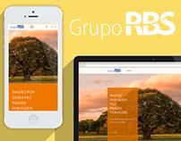 Grupo RBS - Design Responsivo