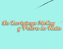 La Zarigüeya McCoy y Pedro la Rata-