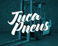 Juca Pneus     Branding