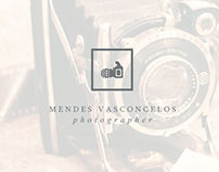 Visual Identity for Mendes Vasconcelos.