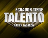 Gráfica Ecuador Tiene Talento - Gran Final