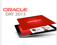App Mobile - Oracle Day Perú 2013