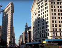NYC MY COLLAGE FOOTAGE