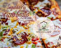 Projeto de banner para facebook (pizzaria)