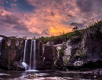 Waterfalls in Brazil