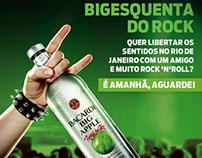 Bacardi - Big Esquenta do Rock