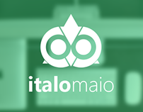 ITALO MAIO - Identidade Visual e Site