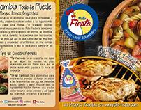 Recetario Ref. Cuaresma Pollo Fiesta
