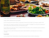 Artículo sobre comidas populares en España