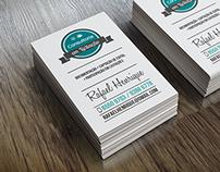 Business Card - Rafael Alcântara