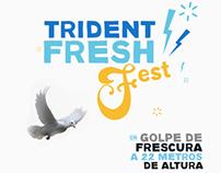 Activación / Trident Fresh
