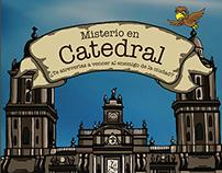 Misterio en Catedral // Libro Infantil