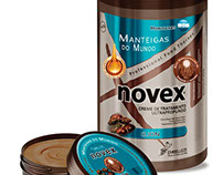 Novex- Manteigas do Mundo