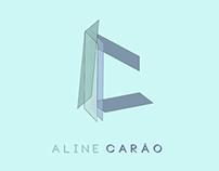 LOGO - Aline Carão (Atriz)