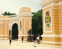 Parque zoológico centenario de Mérida