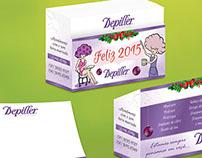 Caixa Comemorativa Depiller