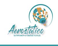 Diseño Branding Areostático