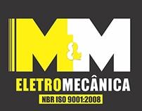 Logo M&M Engineer