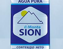 imagen de identidad agua pura monte sion