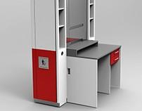 Prototipo de Caja para Bancos