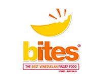 Branding // Bites -The Best Venezuelan Finger Foods