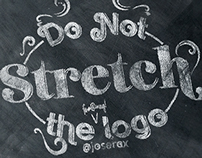 Do not Stretch the f$%/& Logo!