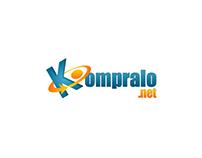 Kompalo.net logo design