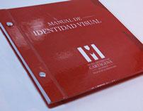 """Brand Identity-Identidad Visual """"Museo de Cartagena"""""""