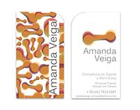Cartão de visitas - personal trainer