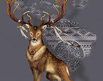 Prisma Deer