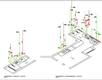 Desenho Isométrico de Inst. Hidráulicas