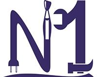 Criação de logomarca N1 Reformas
