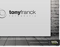 Logotipo - Tony Franck Fotografia