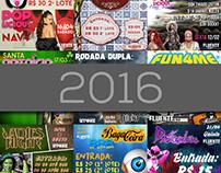 Capas de eventos 2016