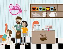 Animación Publicidad Banco Bicentenario