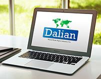 Dalian logo para concurso