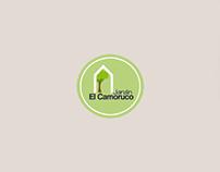Businesscard: Jardín el camoruco.