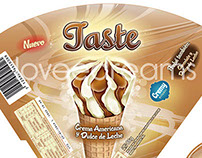 Ice Cream Packaging Design