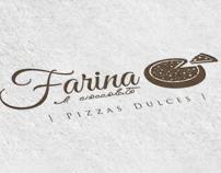 Farina di cioccolato | Pizzas Dulces |