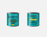Budapest Air package design purpose