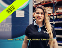 LUFT LOGISTICS | VÍDEO INSTITUCIONAL