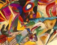 Surreal Marilyn Kandinsky