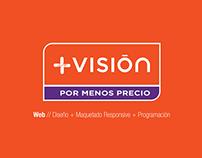 +VISIÓN México / Web