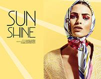 Sunshine Black Card
