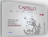 Cartello | Propuestas Web Intro