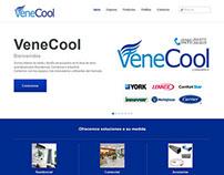 Diseño Web VeneCool
