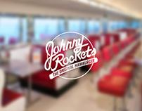 Johnny Rockets Aeropuerto de Mérida, Yucatán, México