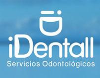 Diseño de marca iDentall