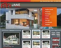 Site e CRM - Jane Imóveis